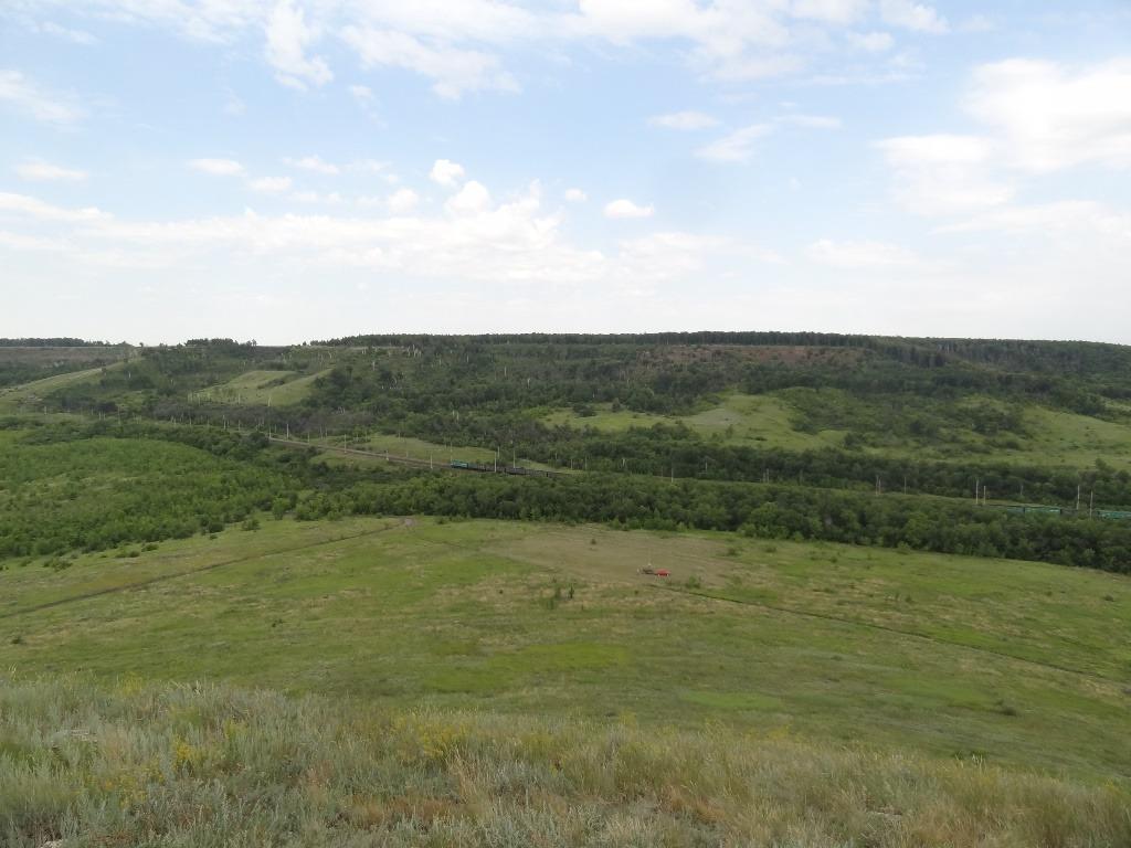 Вид с Будановой горы