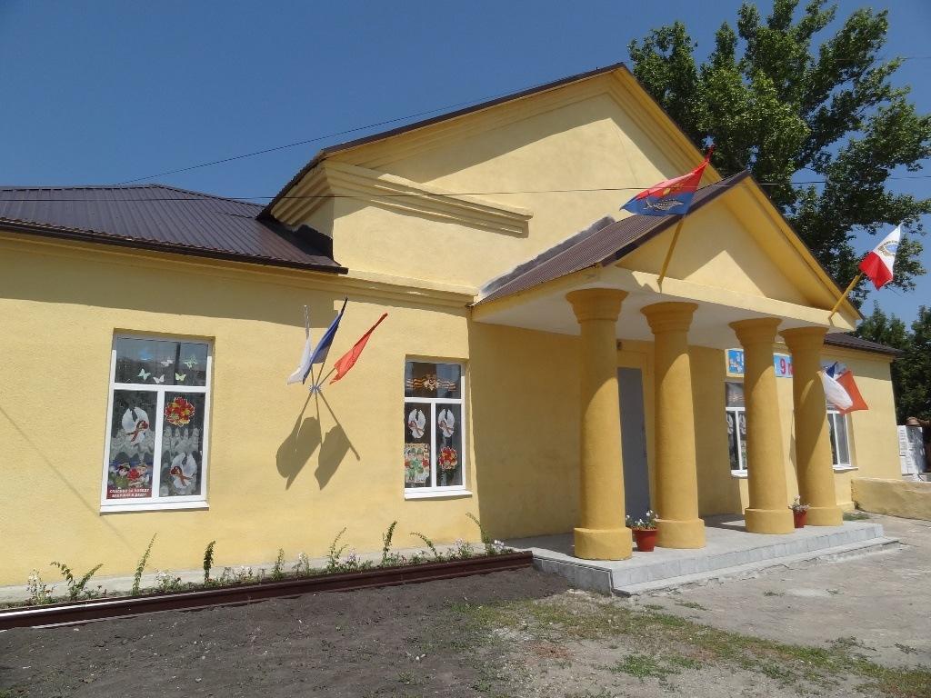 Дом культуры Багаевка