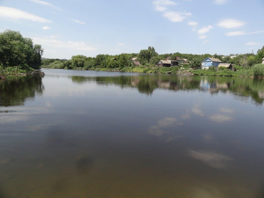 Багаевский пруд