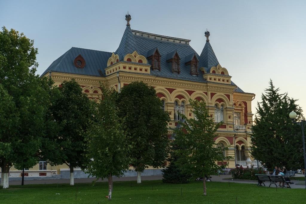 Краеведческий музей Камышина