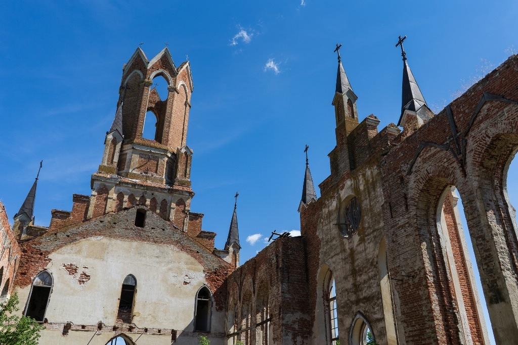 католическая церковь Святой Марии