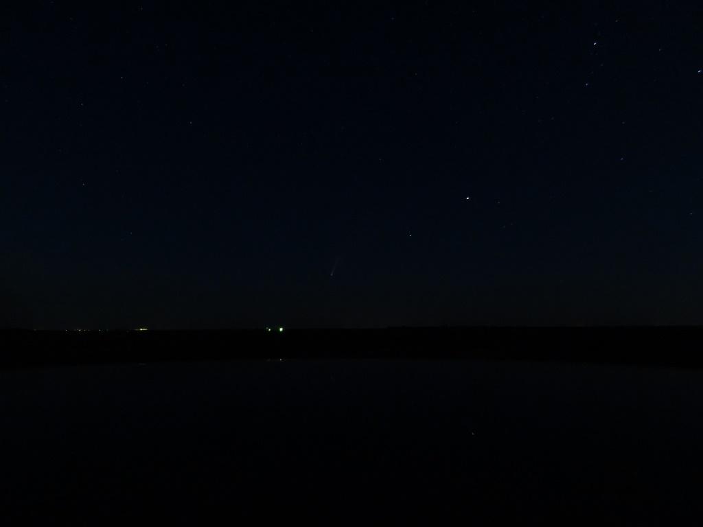 Ночь в полях