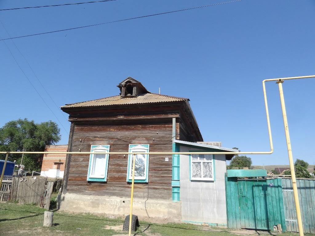 Берёзовка