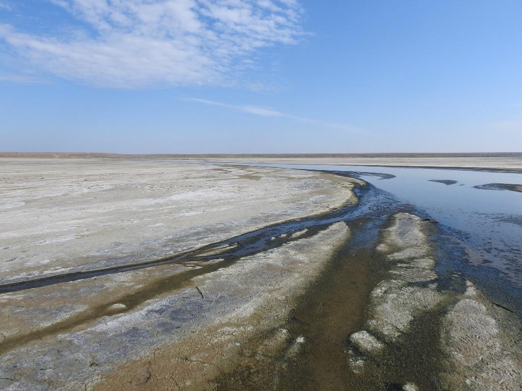 Устье реки Хара