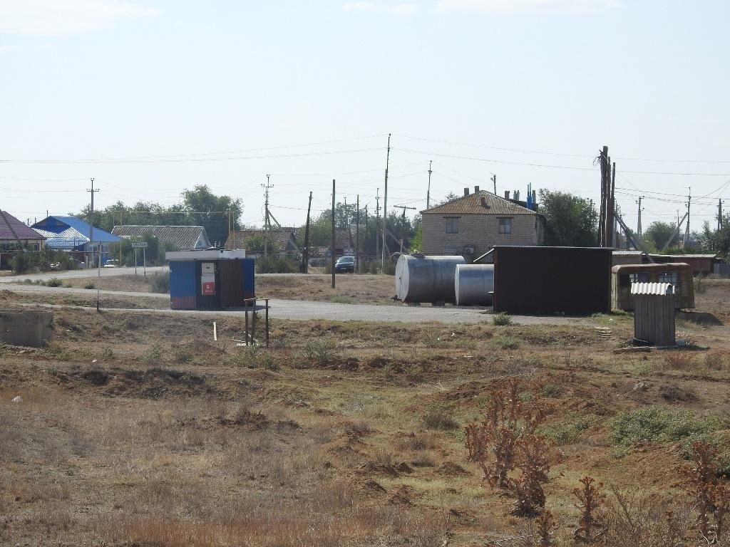 поселок Эльтон