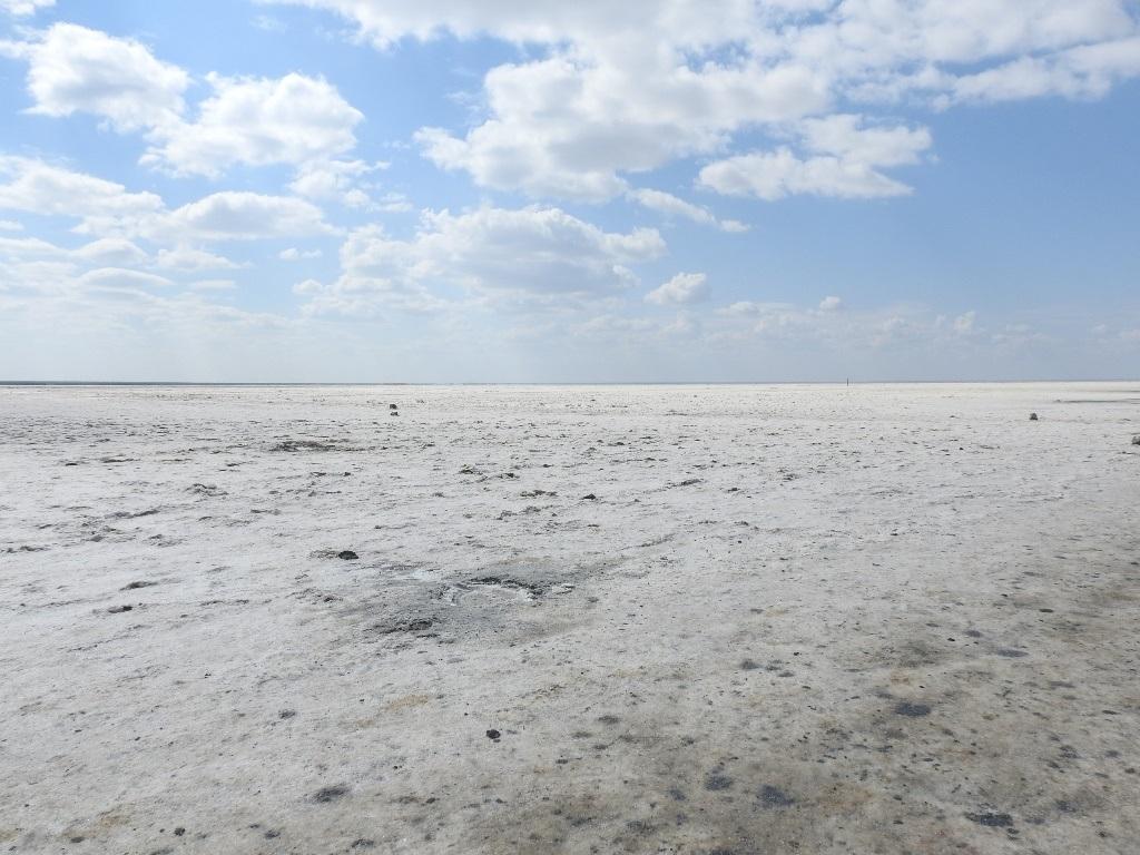 Соляная пустыня