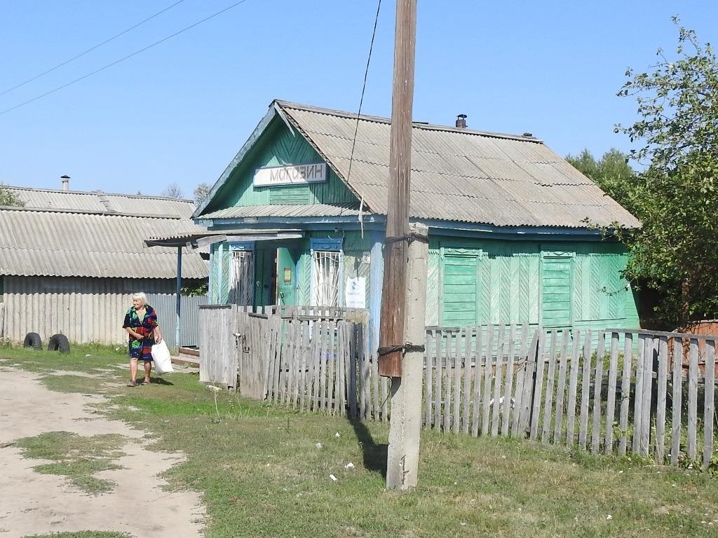 Сельский магазин, Барсучий