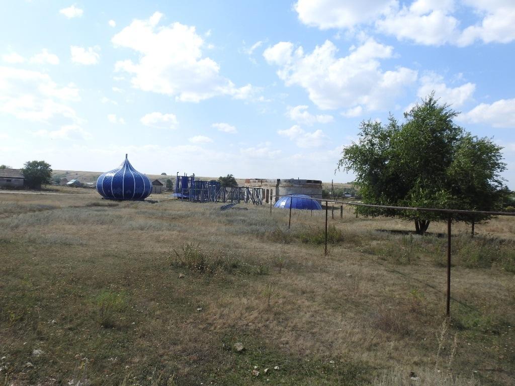 Строительство храма село Невежкино