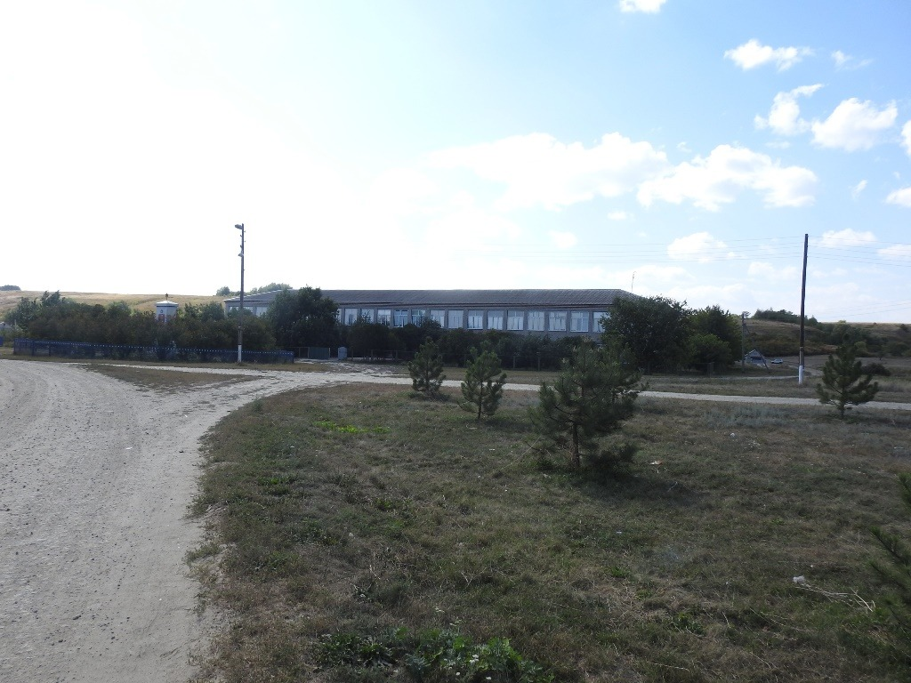 Средняя школа село Невежкино