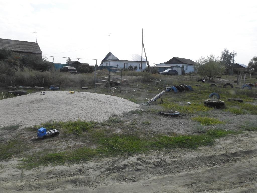Детская площадка, Белое Озеро