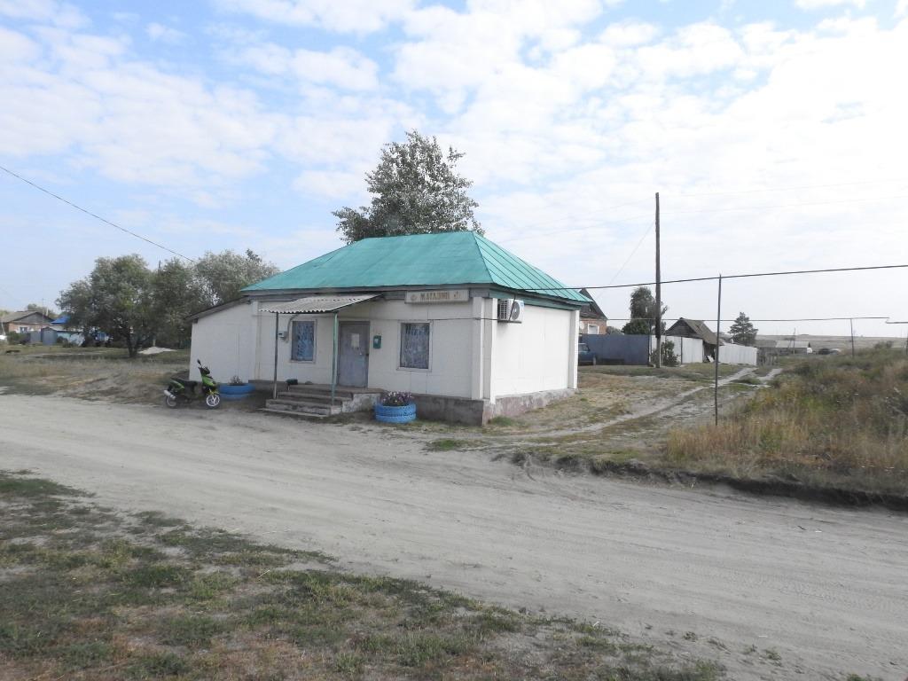 Магазин в селе Белое Озеро