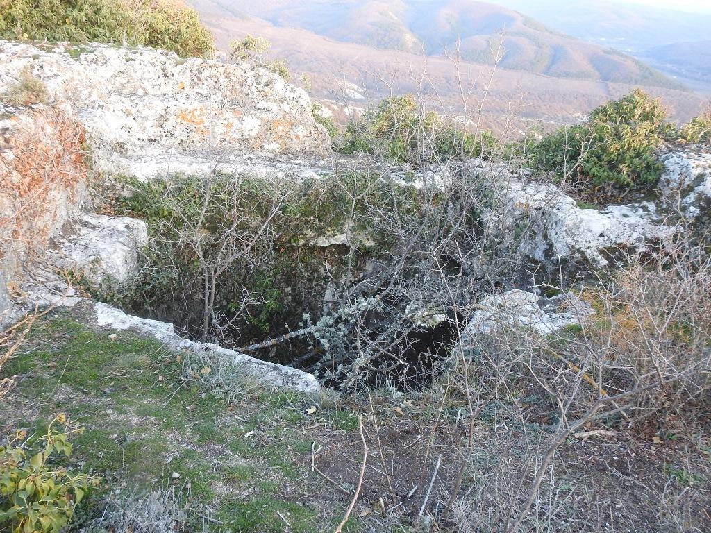 """Северные пещеры """"Тепе-Кермен"""""""