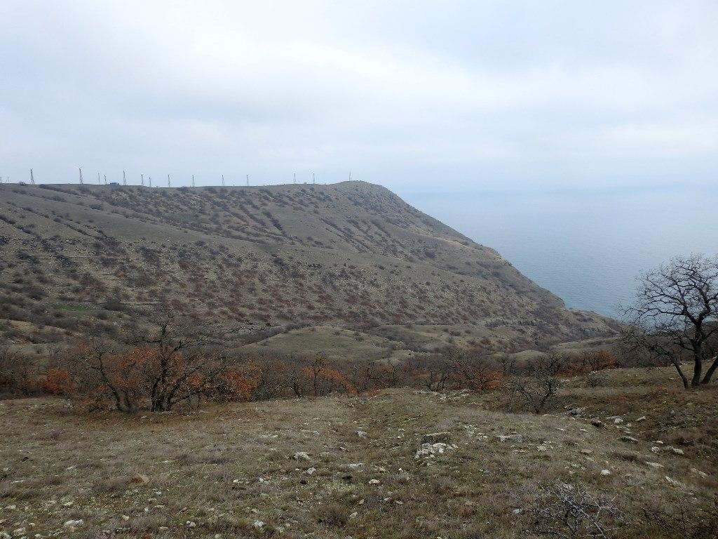 Гора Чобан-Басты