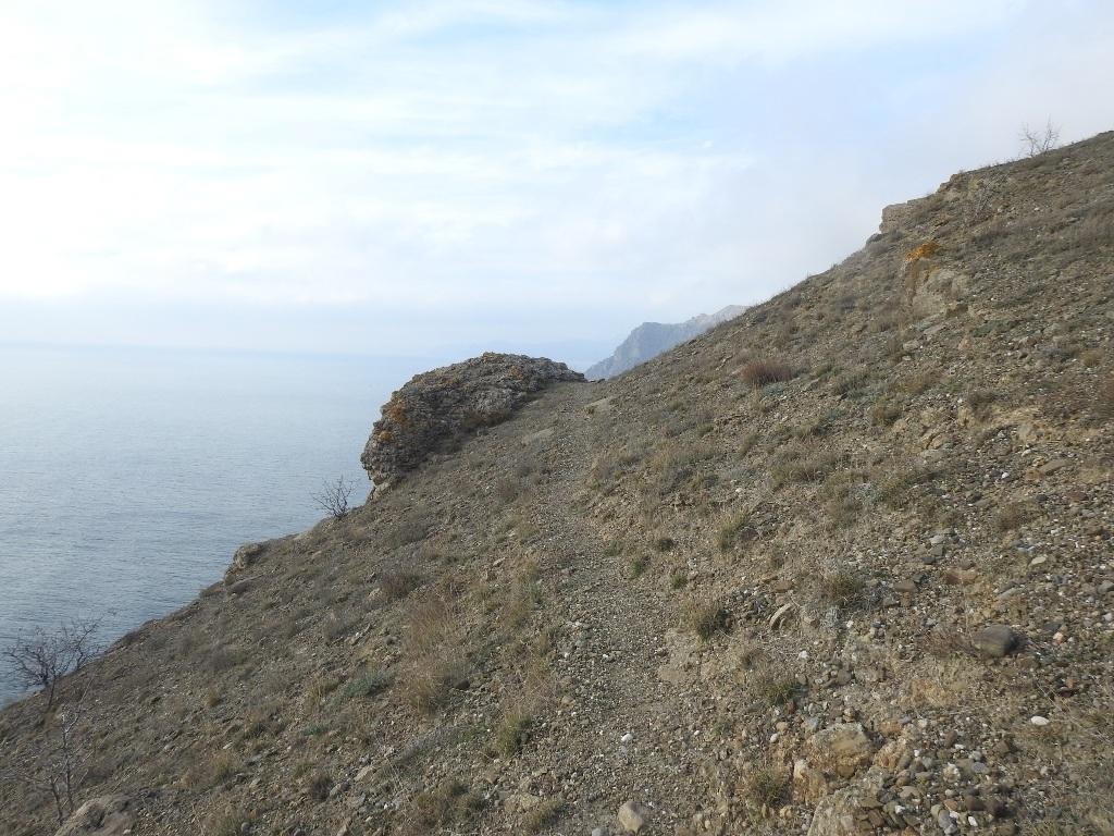Холмы полуострова Меганом
