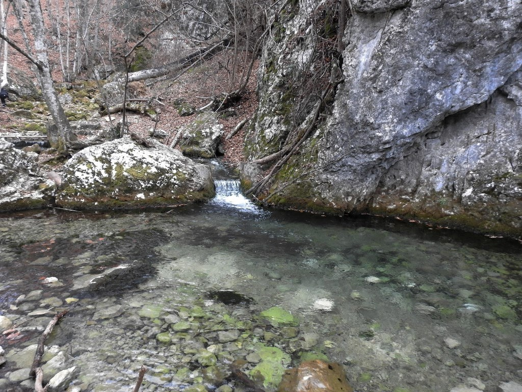 Река Аузун-Узень