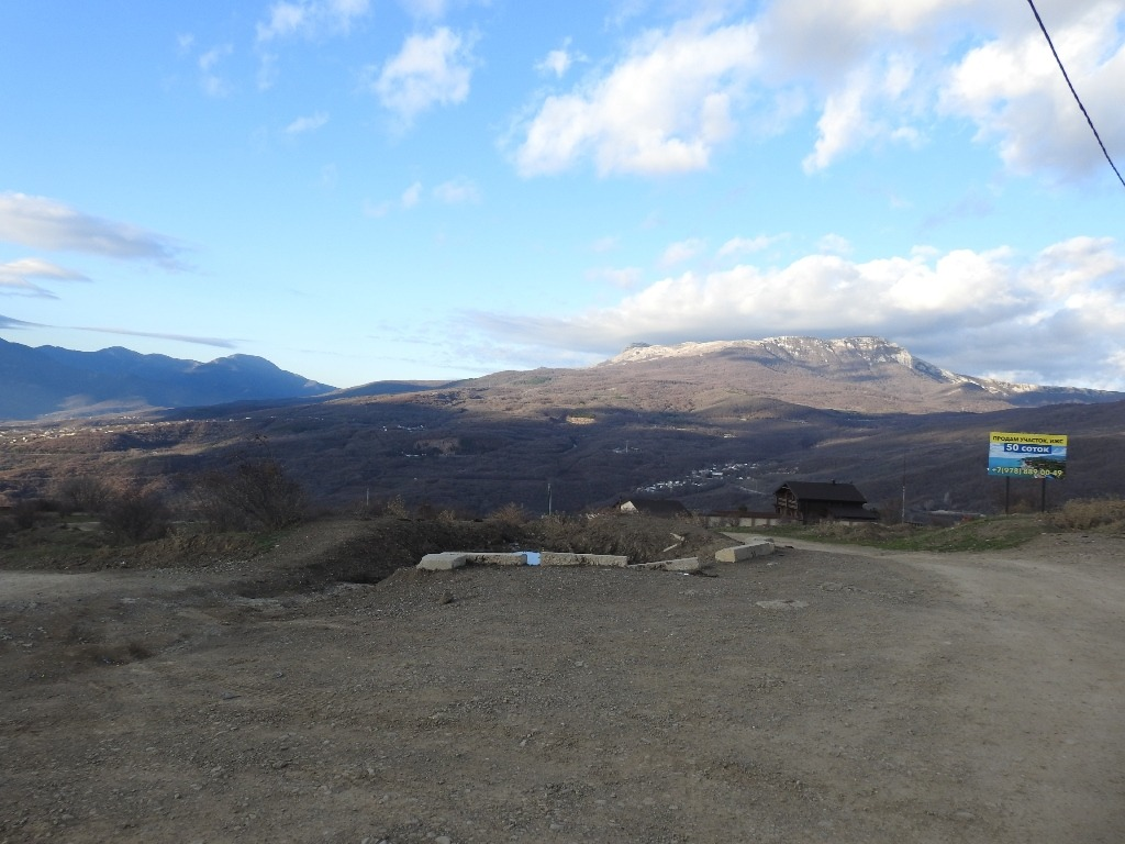Село Лучистое