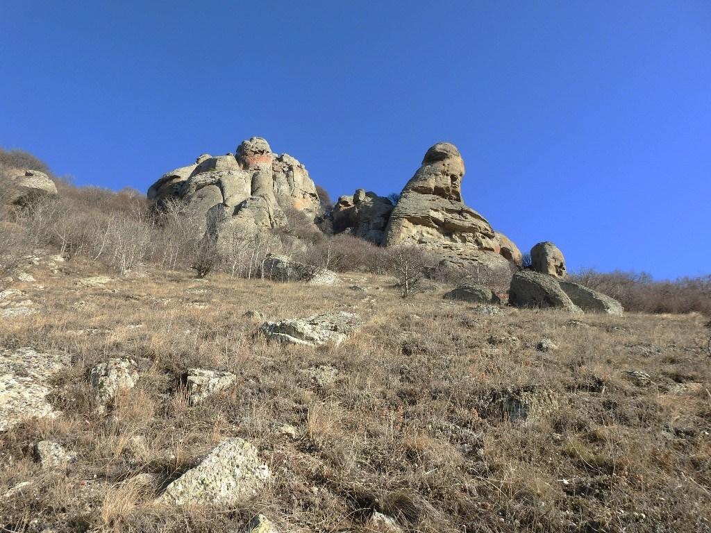 Скалы Чомачай