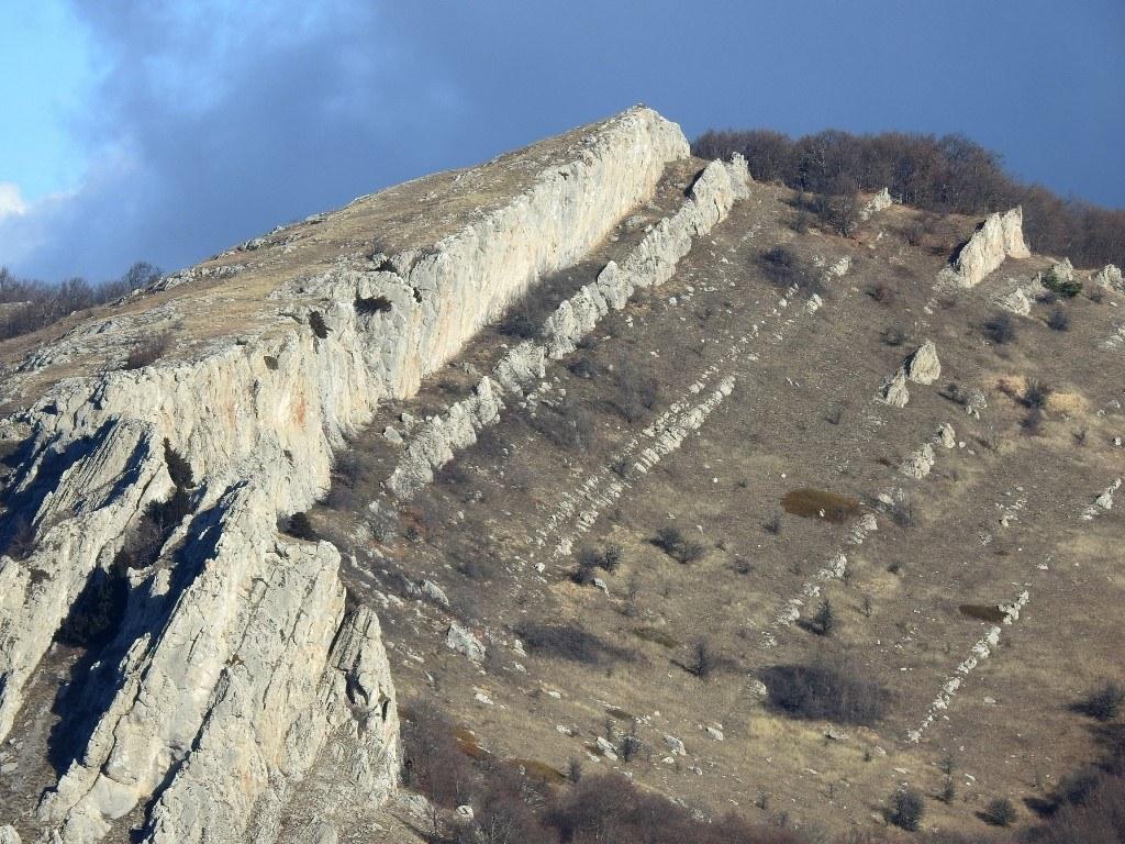 Юркины скалы