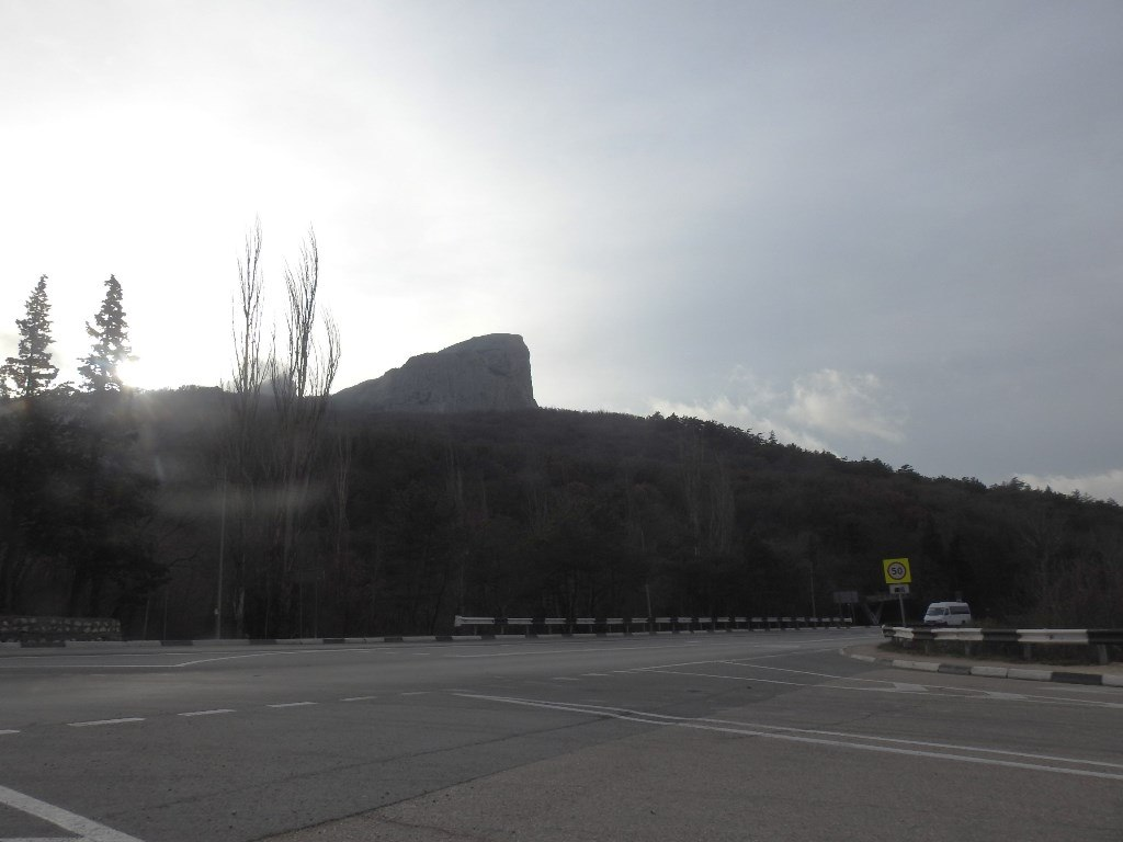 Гора Ильяс