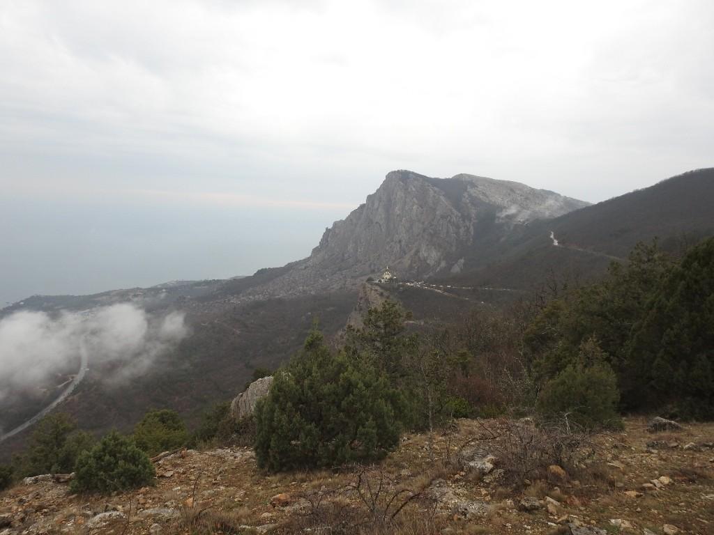 гора Форос