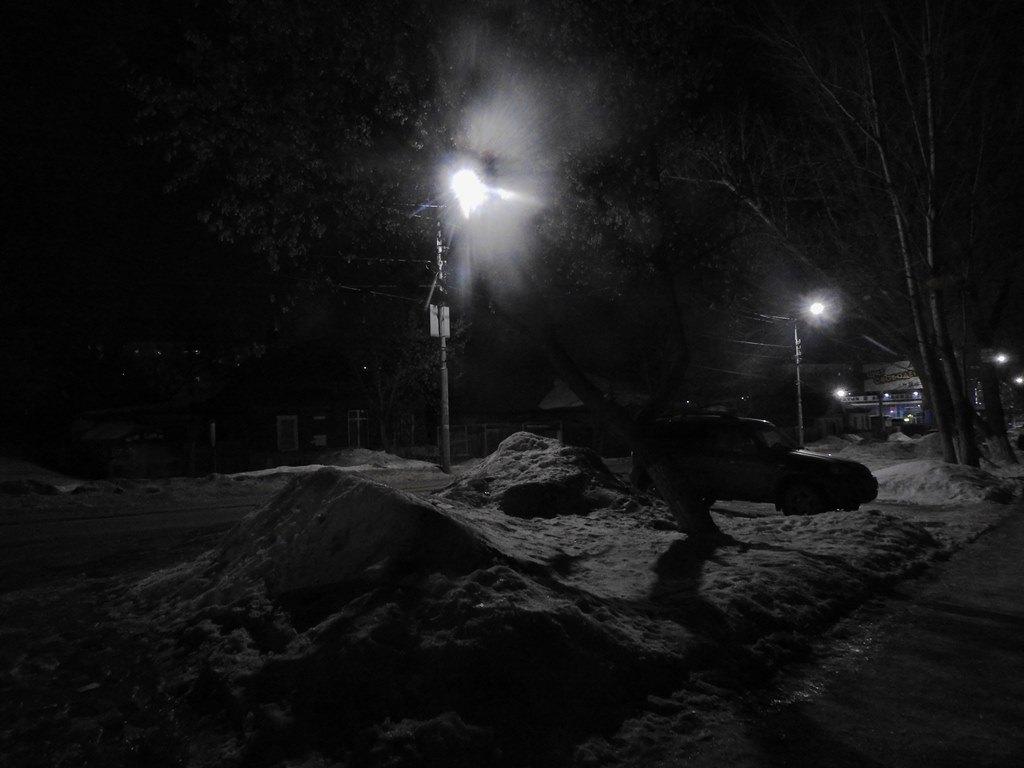 Ночная улочка