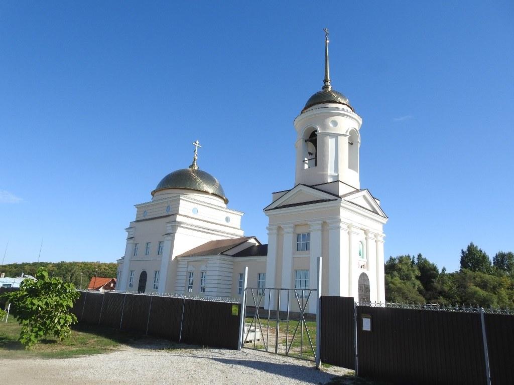 Церковь Иоанна Златоуста Ивановка