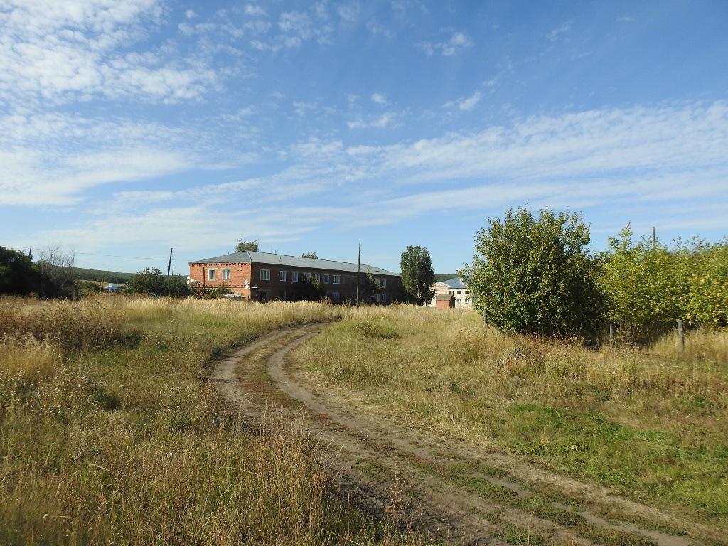 Школа в Ивановке