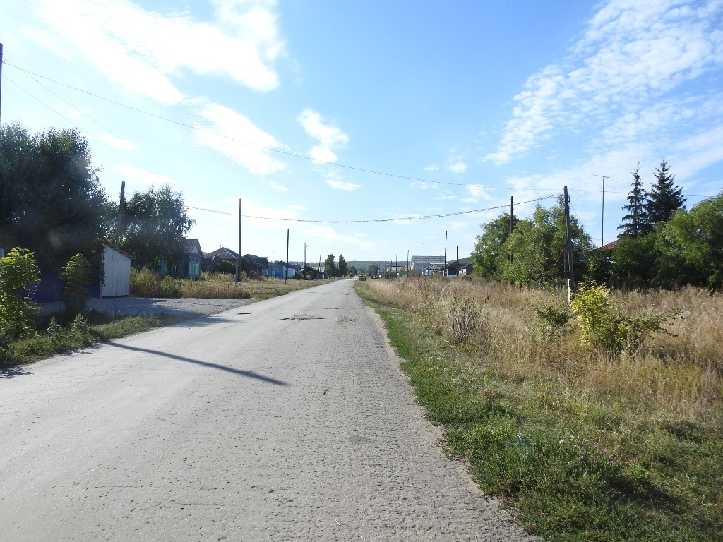 Ивановка Базарно-Карабулакский район