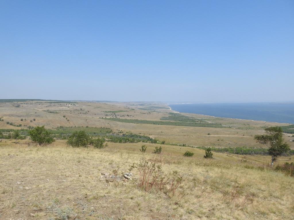 Правый берег Волги