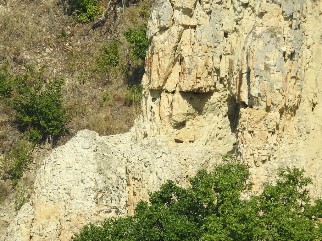 Склоны даниловской балки