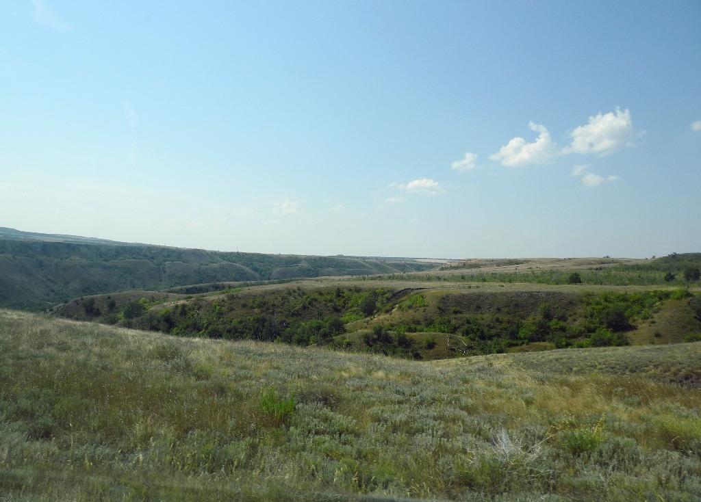Рельеф в окрестностях Дурман горы