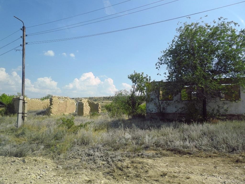 Руины Щербаковки