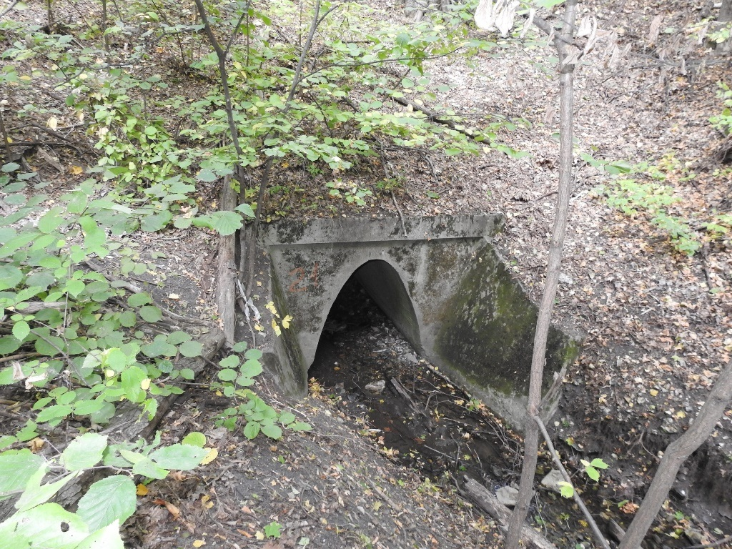 Тоннель на Куске