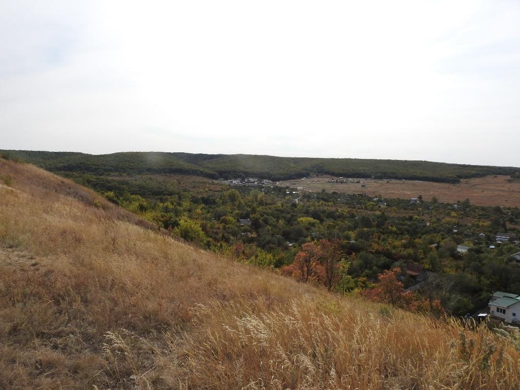 Северо-запад Кумысной поляны