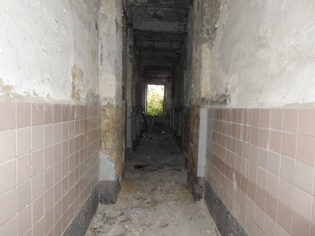 Заброшенный коридор