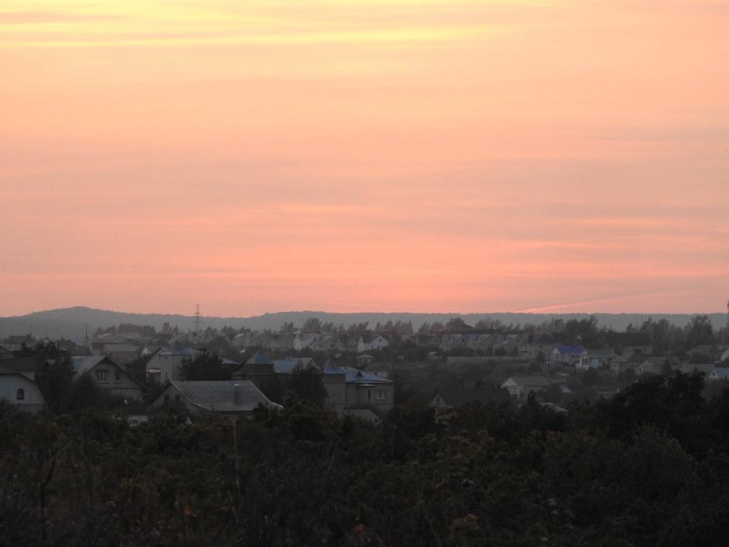 поселок Соколовый