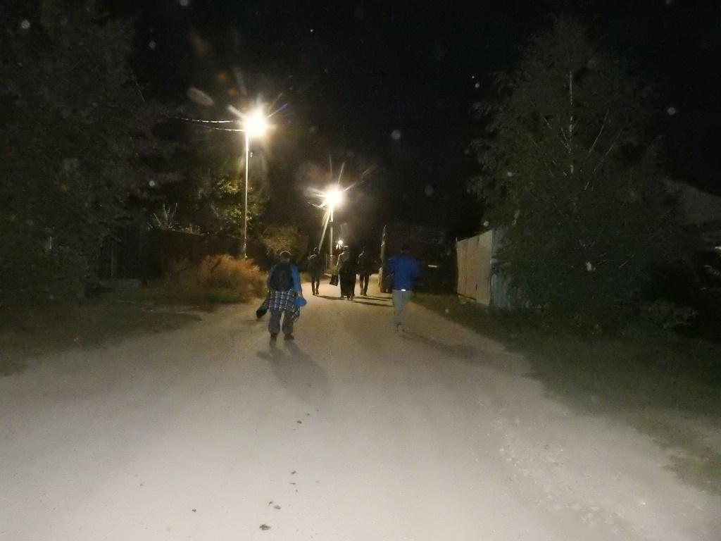 Ночная Поливановка