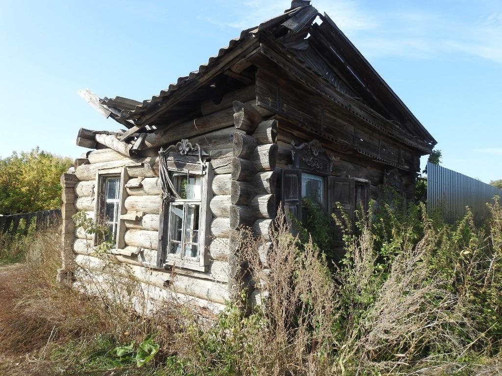 Заброшенный домик