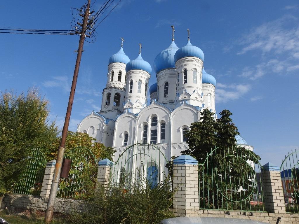 Храм Пресвятой Богородицы Балтай