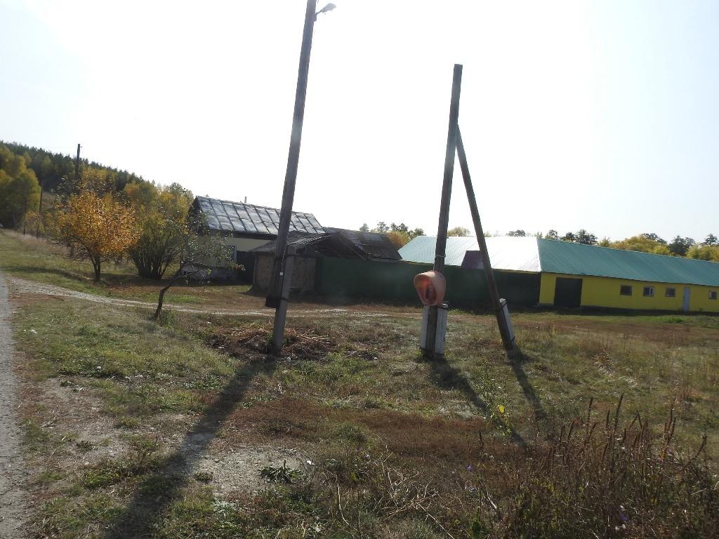 Село Андреевка, центр