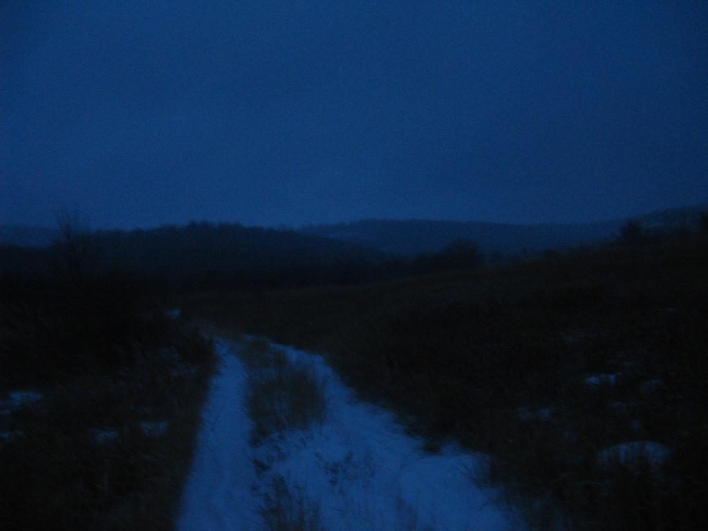Холмы во мраке