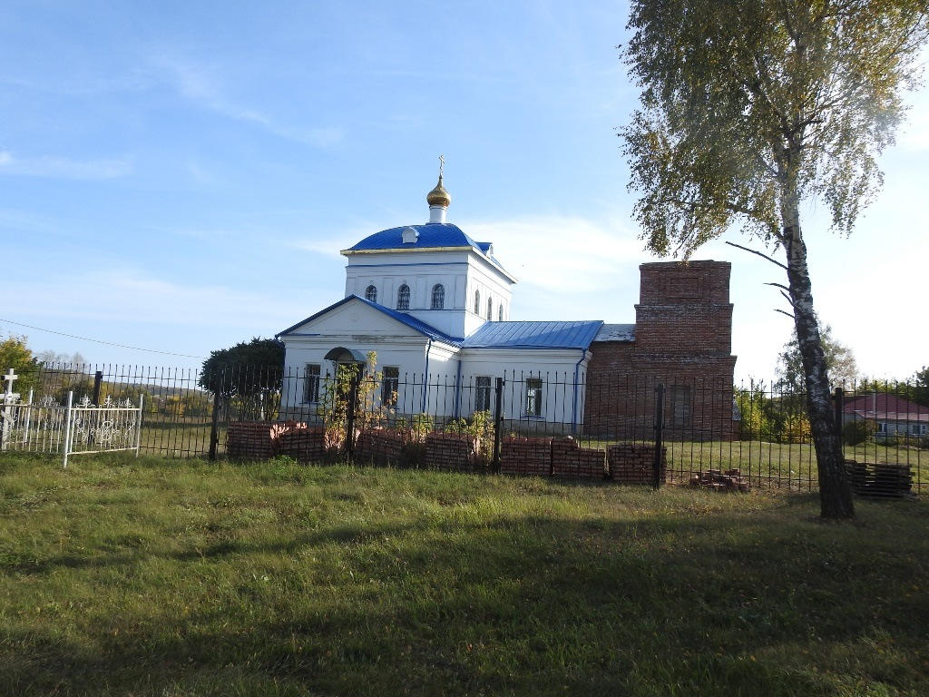 Храм Михаила Архангела Донгуз