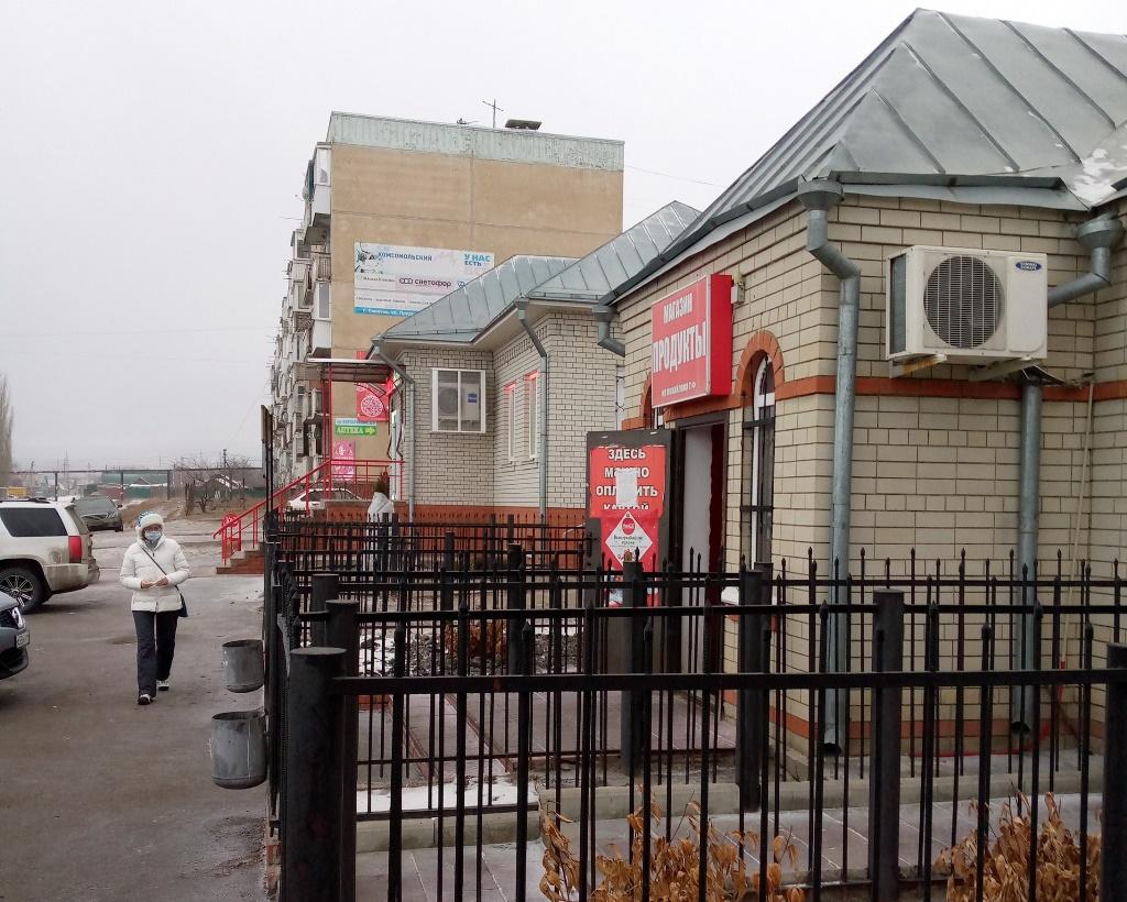 Магазин Красный Текстильщик