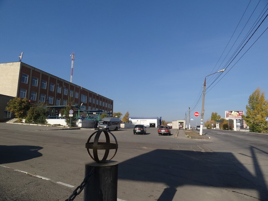 Вольск автостанция