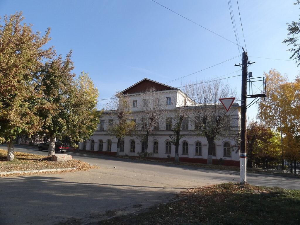 Улица Горького Вольск