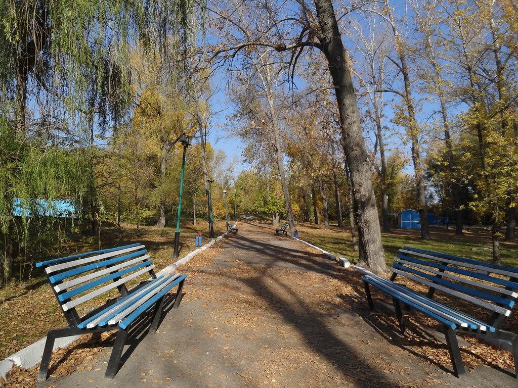 Городской парк Вольск