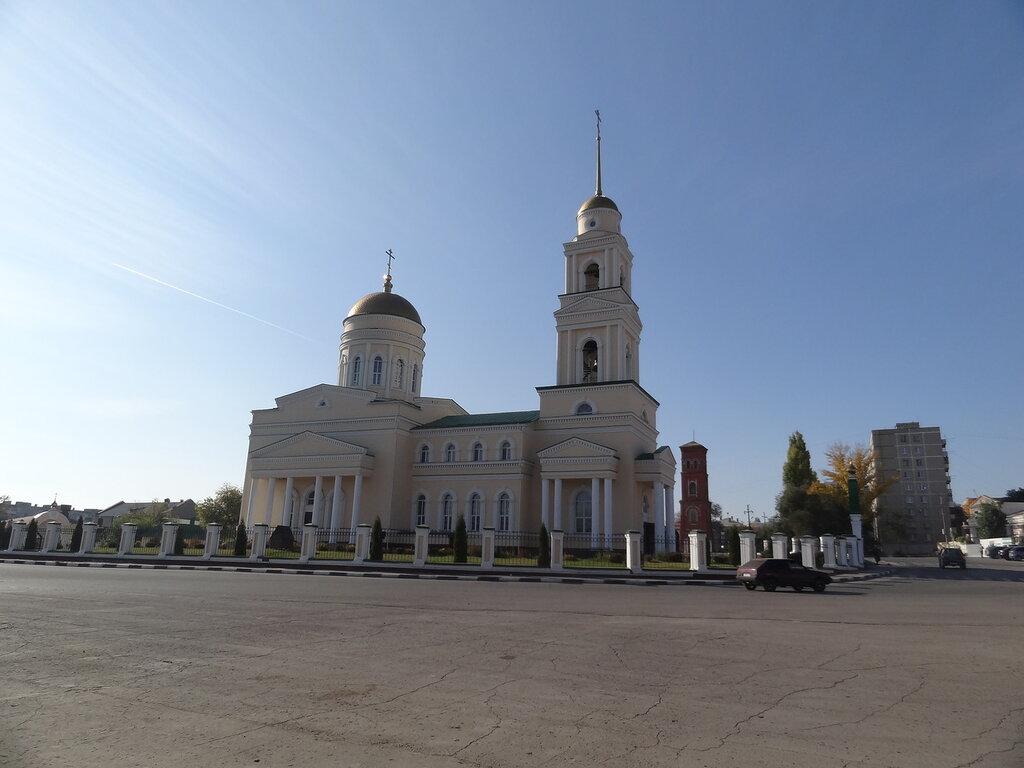 Троицкий собор Вольск