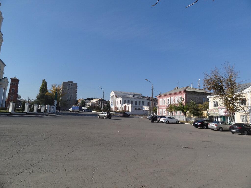 Площадь свободы Вольск