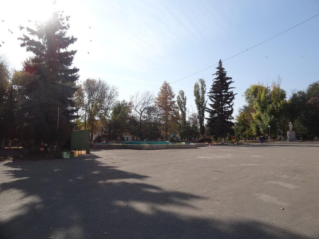 Площадь Вольск