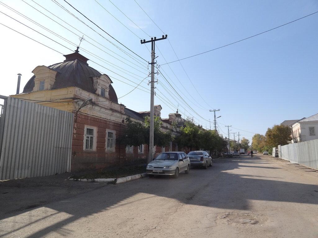улица Дзержинского Вольск